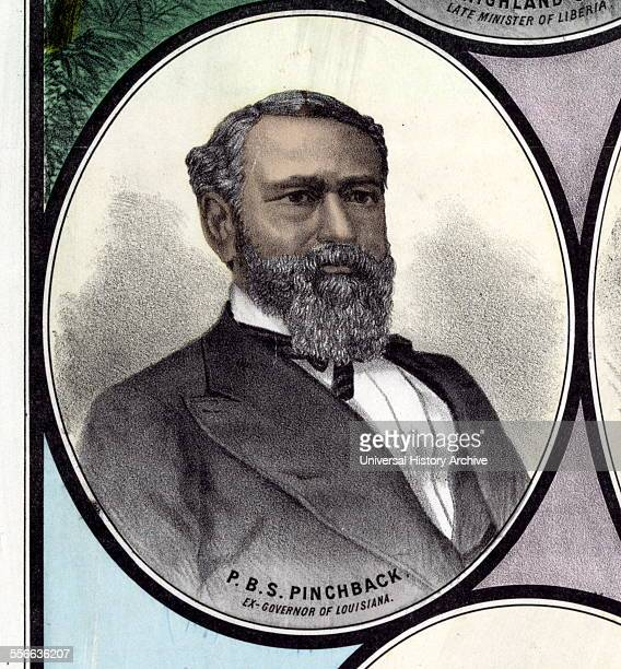 Pinckney Benton Stewart Pinchback was a publisher and politician a Union Army officer and the first person of African descent to become governor of a...