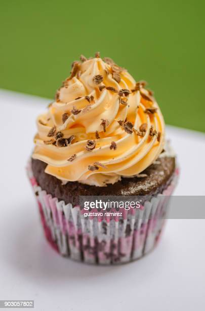pineapple and passion cupcake