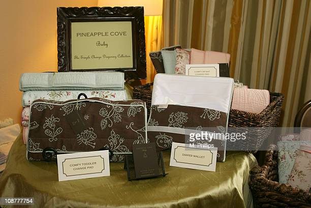 Pineapple Cove Baby during Boom Boom Room Oscar 2006 Gifting Room at Beverly Hilton in Beverly Hills California United States