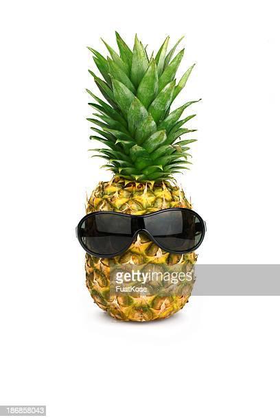 Ananas In Sonnenbrille