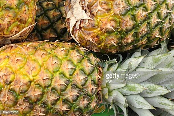 pineapple - pejft stock pictures, royalty-free photos & images