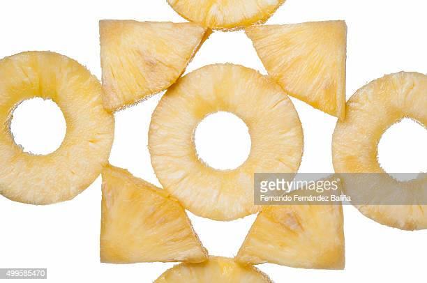 Pineapple (Ananas Comusus)