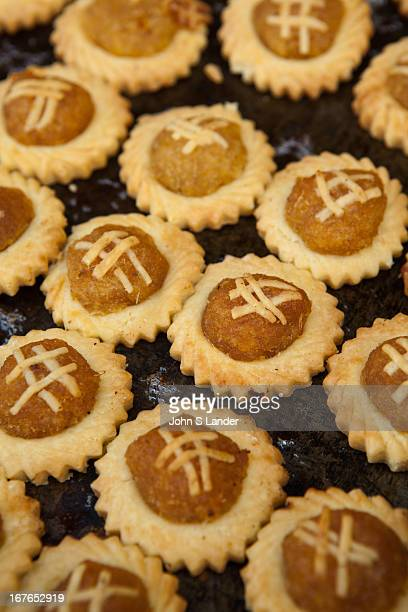 Pineapple tarts are small bitesize pastries filled with or topped with pineapple jam popular in Singapore Malaysia Indonesia and Brunei The Malaysian...