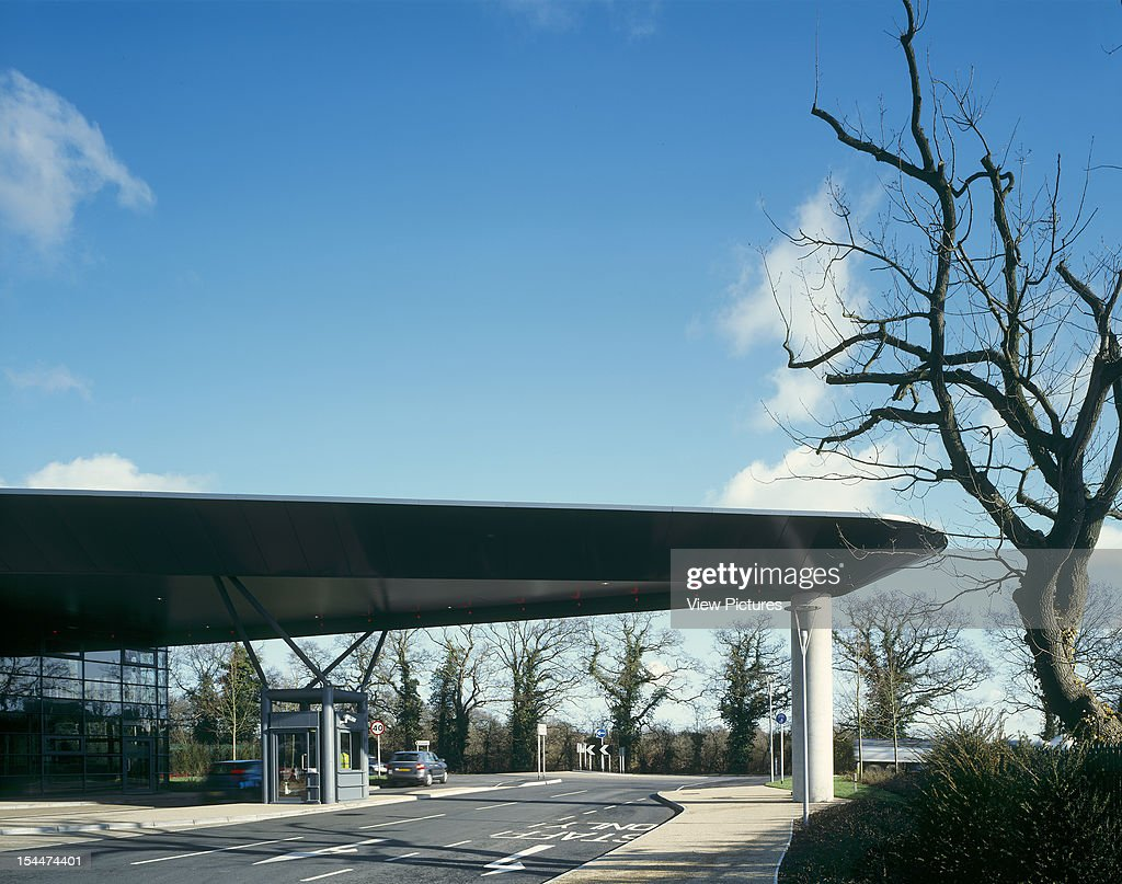 Pinewood Film Studios Gate House And 007 Stage Ext Ivor United Kingdom Architect