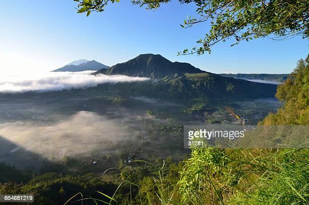 Pinggan landscape, Bali, Indonesia