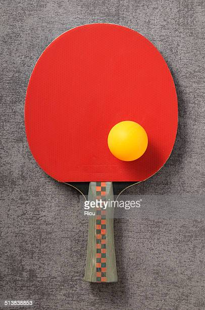 ping-pong - things that go together stock photos and pictures