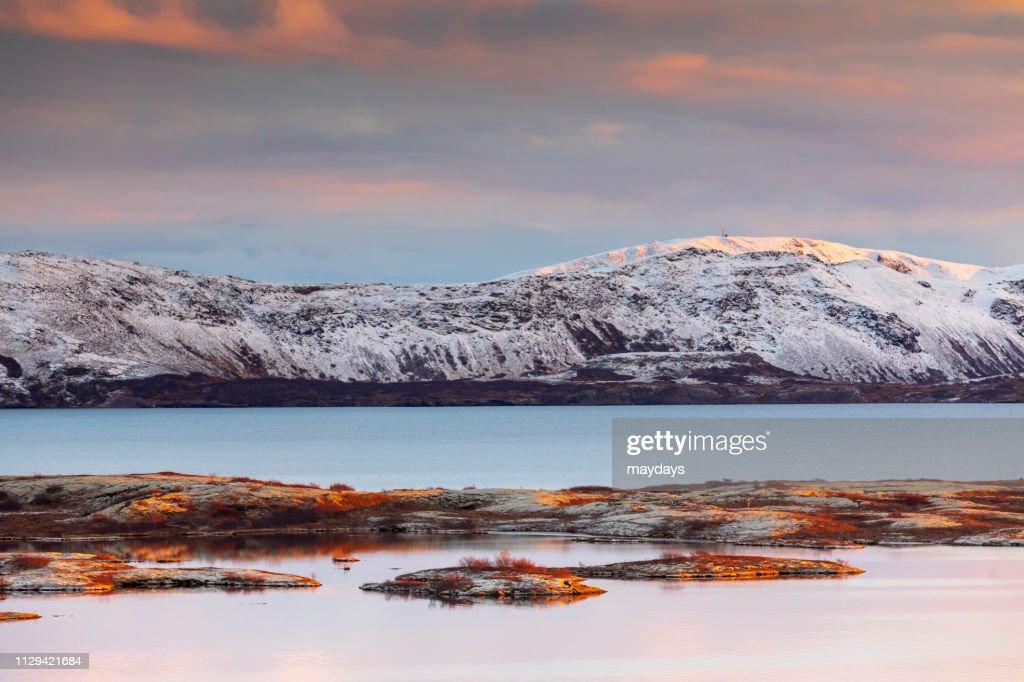 Pingvellier National Park : Stock-Foto