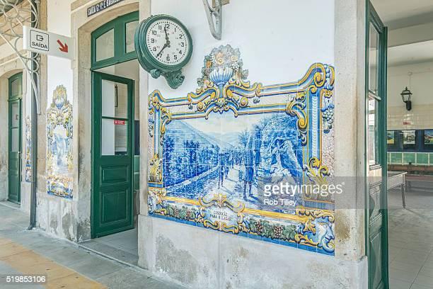 Pinhao Station Decorative Tiles