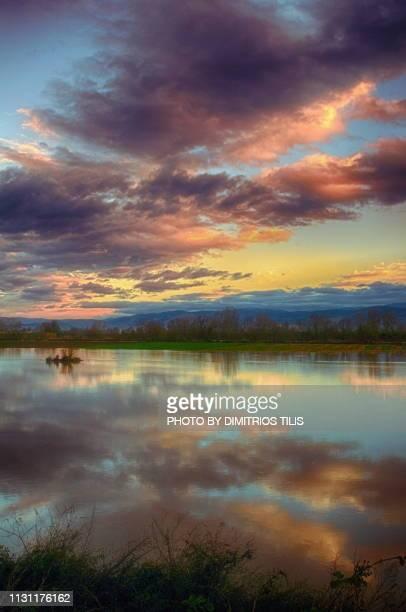Pinios river floods colors 4