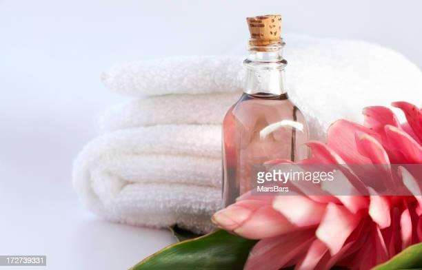 pink aromatherapy