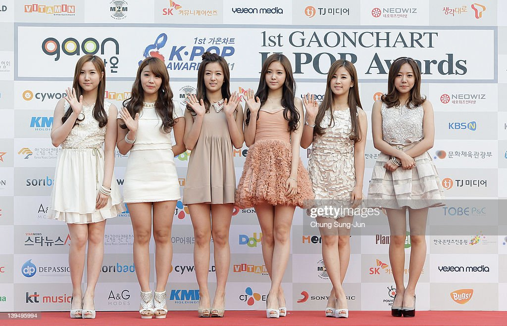 Gaon Chart K-POP Awards : News Photo