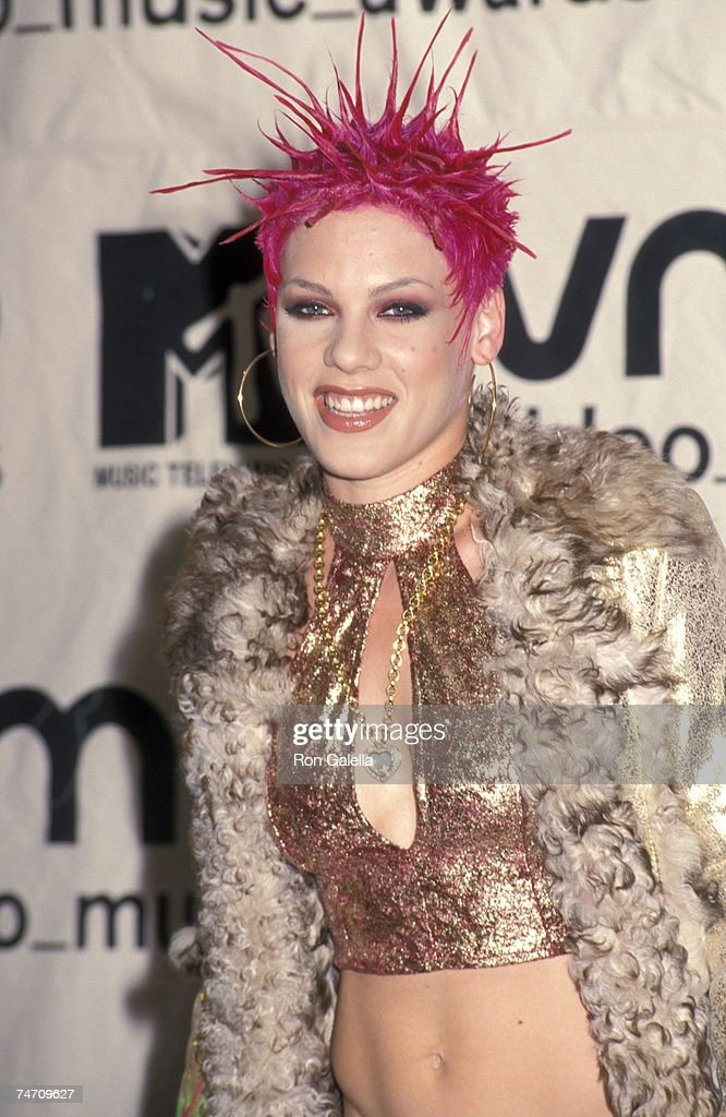 Pink at the Radio City Music Hall in New York City, New York