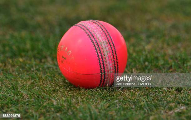 Pink ball is used for the game between England and Australia to raise breast cancer awareness