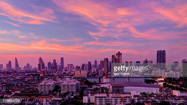 Pink Bangkok / Central Business District