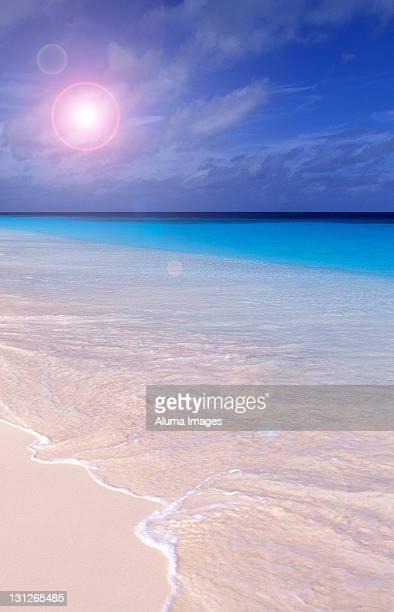 Pink Beach, Bonaire, Netherland Antilles