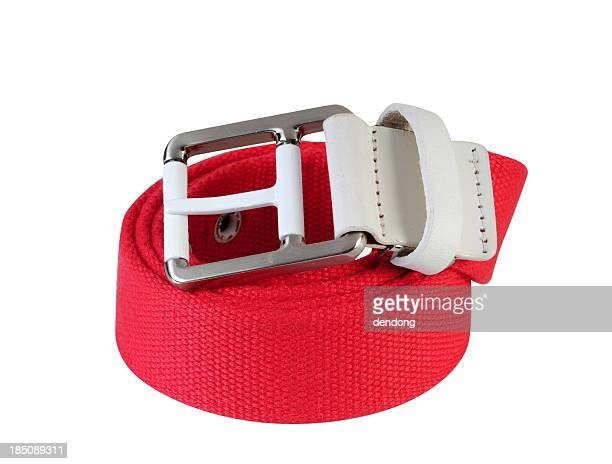 pink belt - girdle stock pictures, royalty-free photos & images