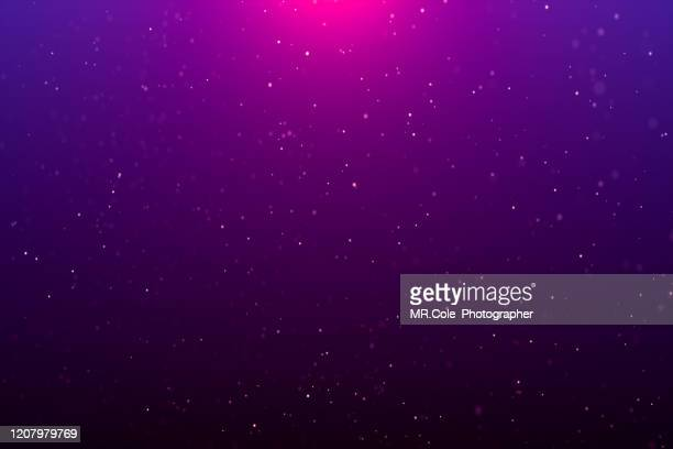pink blue particles abstract background.futuristic digital background for business science and technology - lightweight stock pictures, royalty-free photos & images