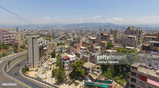 pink city / beirut, lebanon (2013) - stephan rebernik stock-fotos und bilder