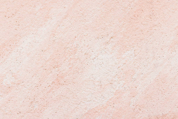 Pink colord stone wall texture background