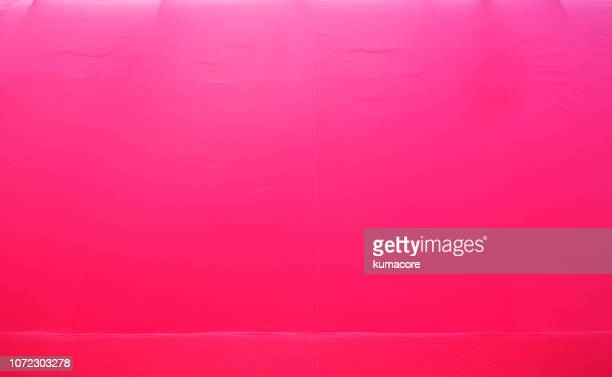 pink colored vinyl sheet - plastic stock pictures, royalty-free photos & images
