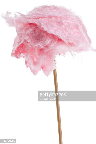 pink cotton candy - cotton candy stock pictures, royalty-free photos & images