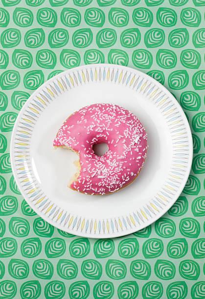Pink Donut Wall Art