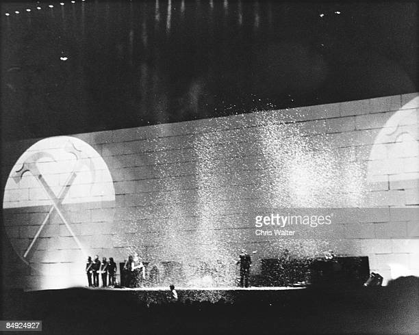 Pink Floyd 1980 The Wall Tour