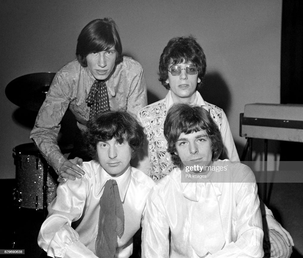 Syd Barrett Roger Waters