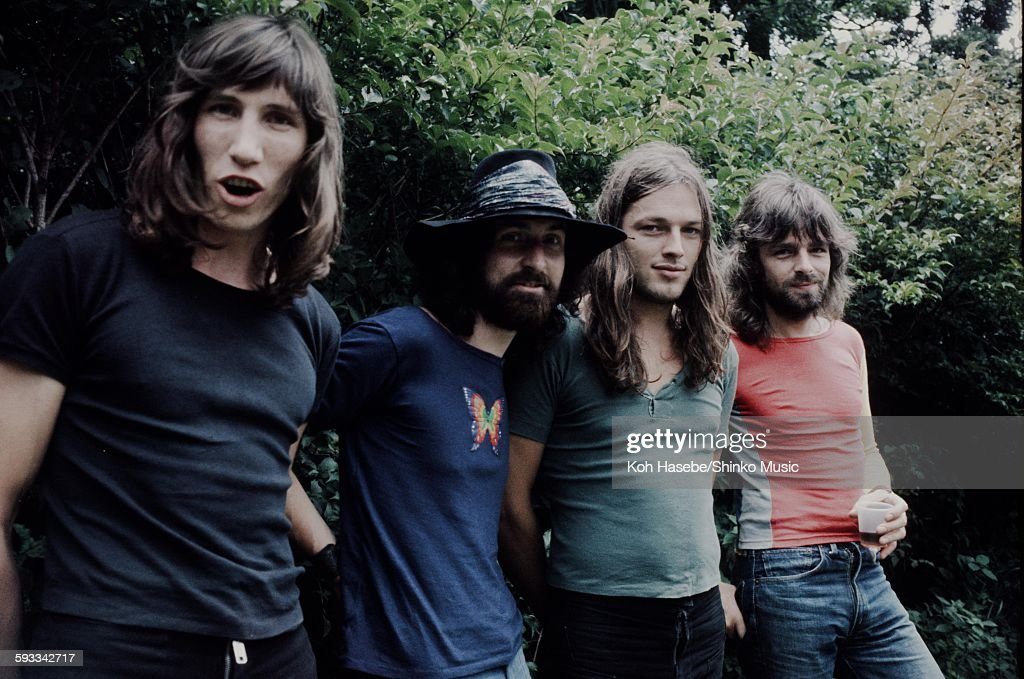 Pink Floyd Live At Hakone Aphrodite : ニュース写真