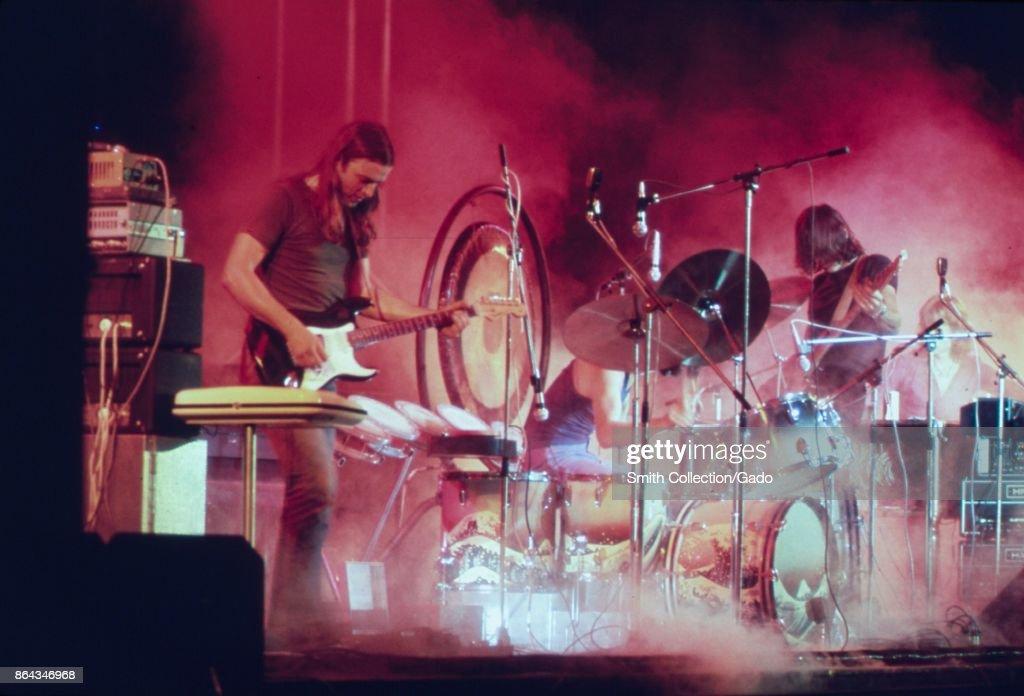 Pink Floyd On Stage : News Photo