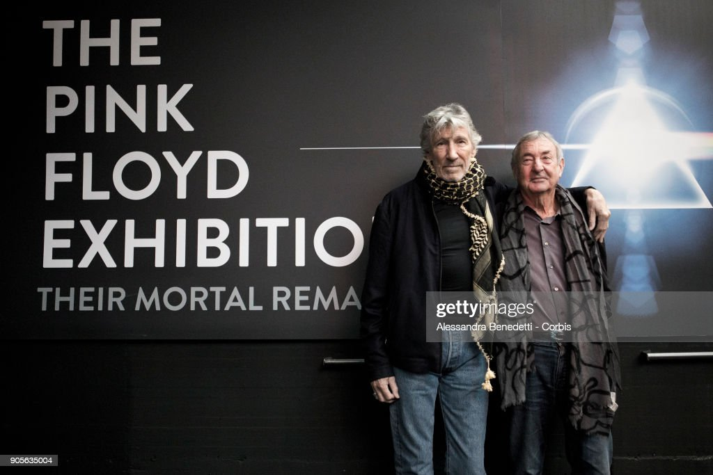 'The Pink Floyd Exhibition: Their Mortal Reamins' Press Preview