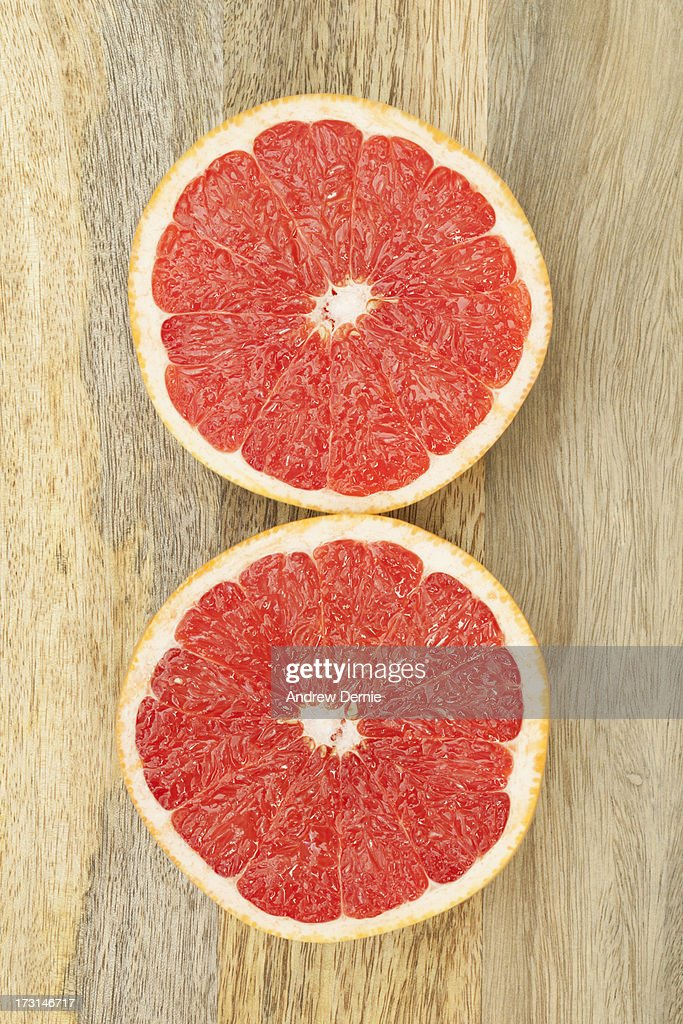 Pink Grapefruit : Foto de stock