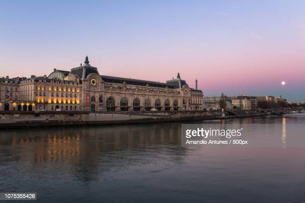 pink moon - musee d'orsay stock pictures, royalty-free photos & images