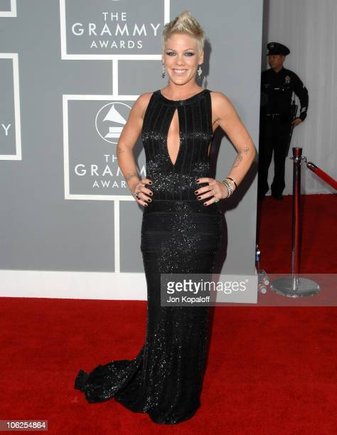 Pink nominee Best Female Pop Vocal Performance for 'Stupid Girls'