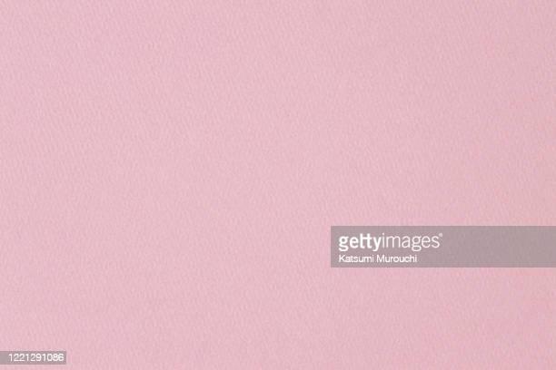 pink pastel paper texture background - rosa cor - fotografias e filmes do acervo