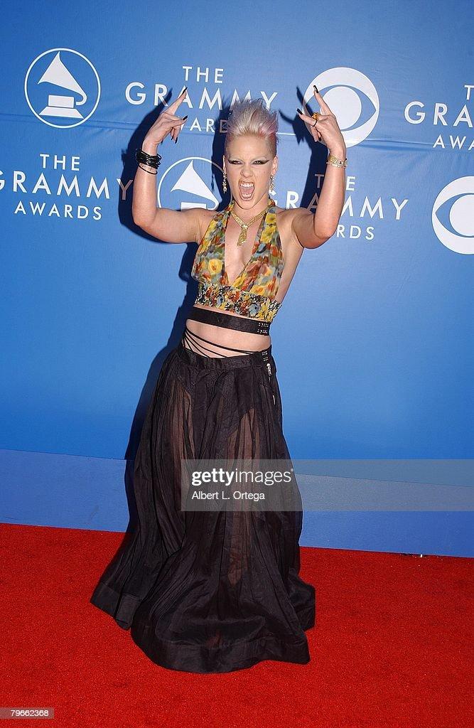 44th GRAMMY Awards - Arrivals : News Photo