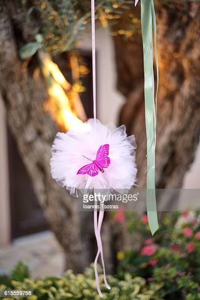 Pink Purple butterfly