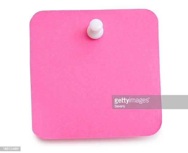 Pink reminder