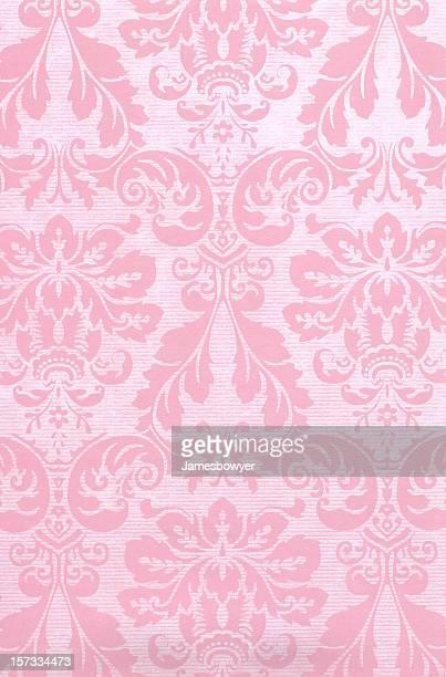 Pink Scroll