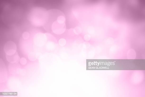 pink sparkle blur background - soft focus stock pictures, royalty-free photos & images