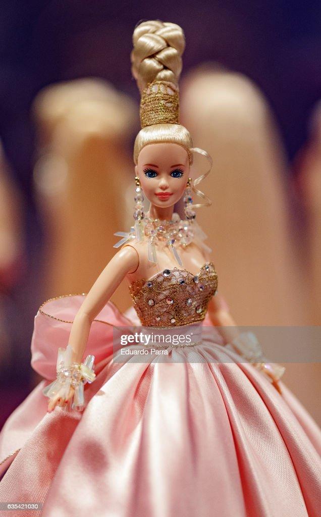 Barbie's Exhibition in Madrid : Fotografía de noticias