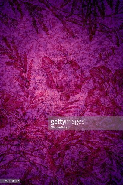 Pink Victorian Background