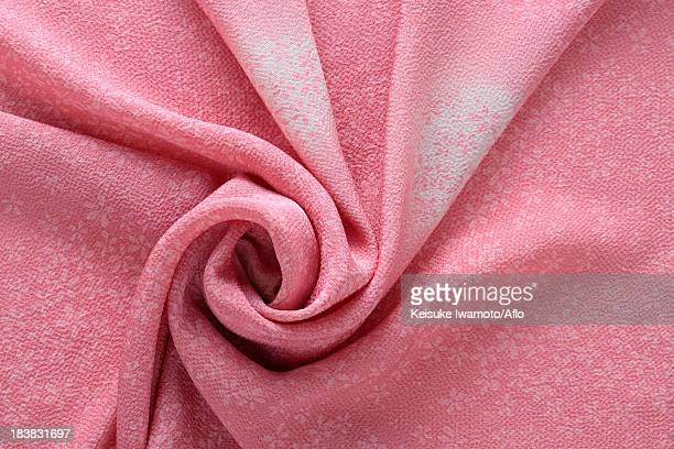 Pink wrapping cloth