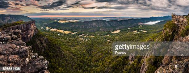 Pinnacle Lookout in Grampians National Park, Victoria