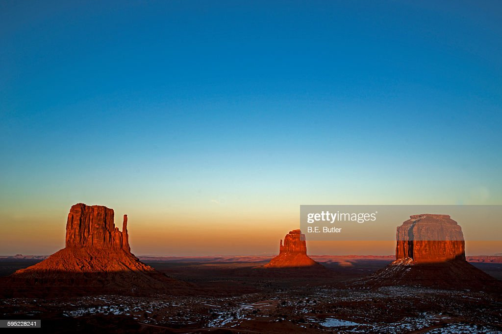 Pinnacle rock formation : Stock Photo