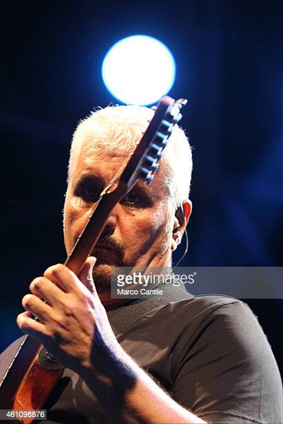 Pino Daniele the wellknown Italian musician and songwriter who died January 5 playing live at a concert near Naples He had countless artistic...