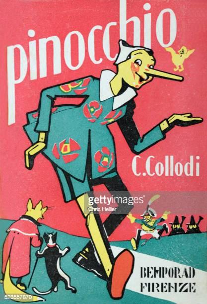 pinocchio italian ed c1930 - pinocchio foto e immagini stock
