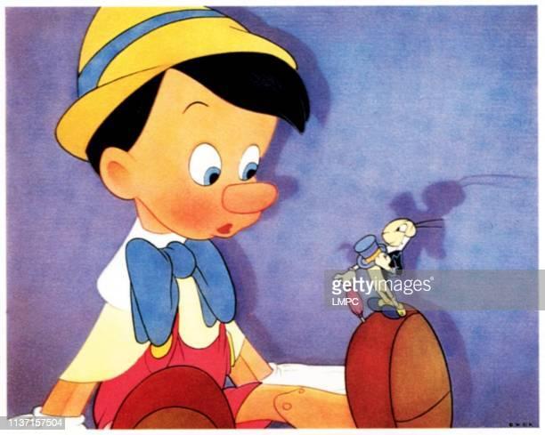 Jiminy Cricket 1940