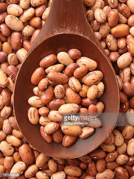 pinto beans - pinto bean stock photos and pictures