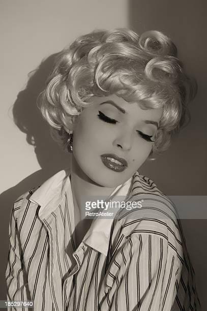 Pin-up.Marilyn Monroe